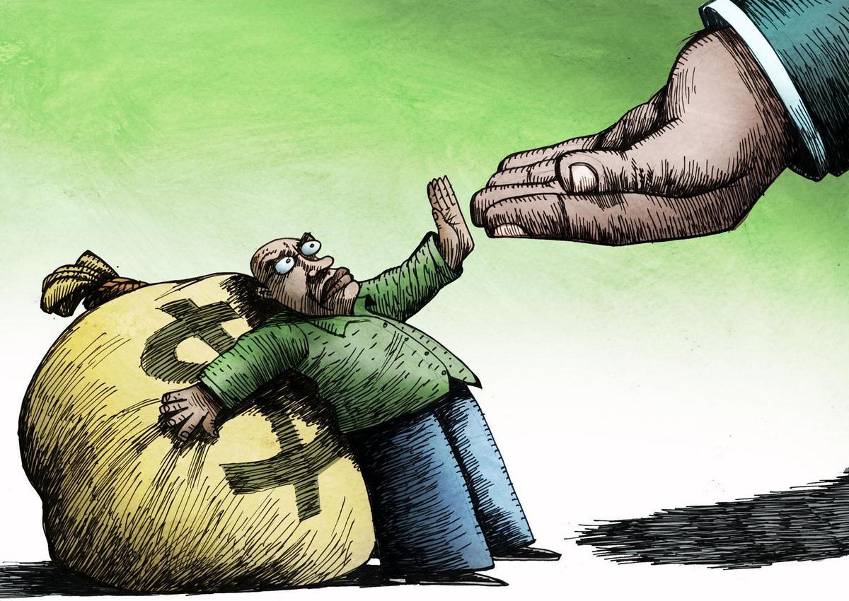 Новый «гуманистический» налог
