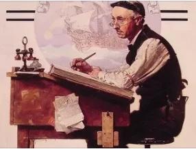 Как выглядела бухгалтерия в прошлом веке